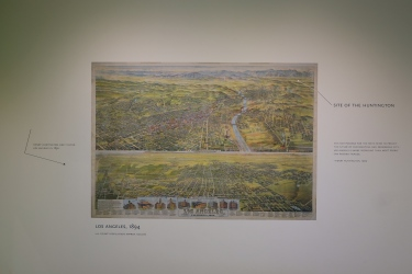Historical Map in Orientation Gallery